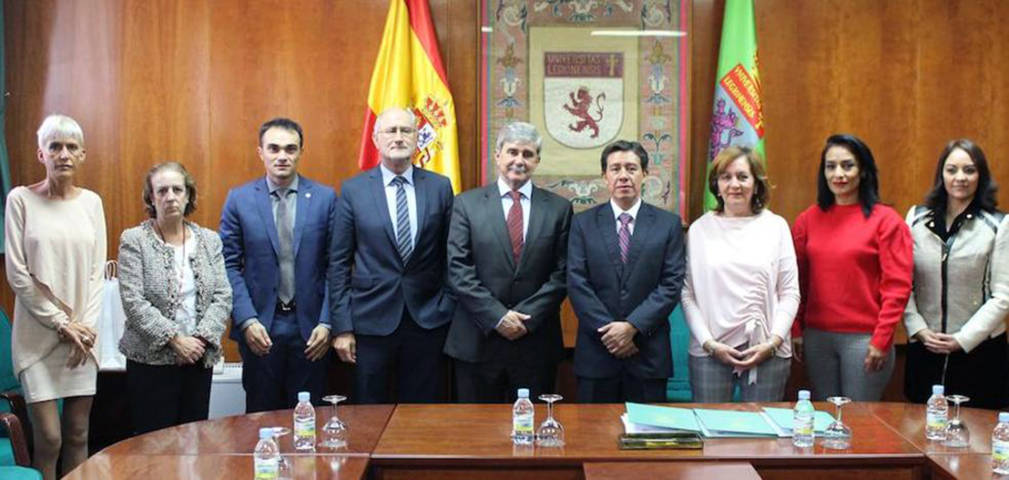 Ofrecerán doble titulación la UAT y la Universidad de León, España