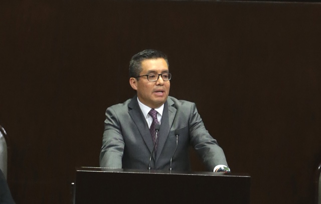 Le dan cargo de consolación a Ricardo García Portilla