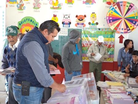 Arturo Rivera confía ganar en Tzompantepec