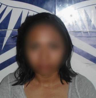 Atrapa policía de Apizaco a mujer que robó en joyería