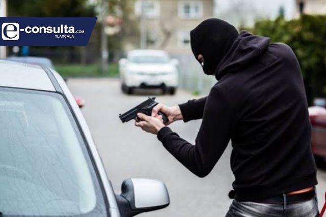 Sólo se robaron 4 vehículos diarios en enero