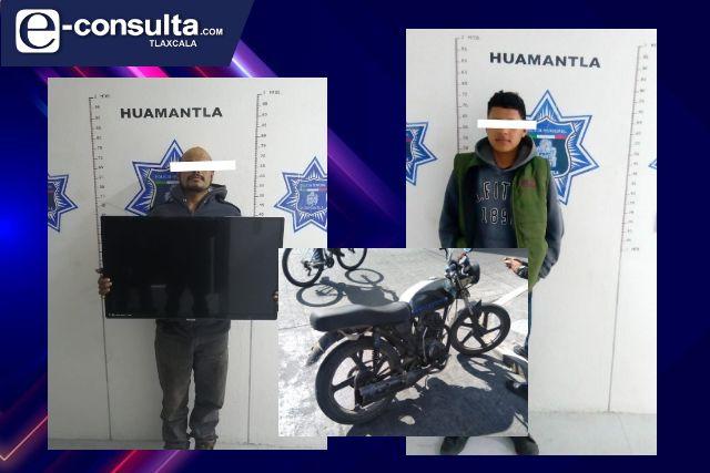 Arrojan resultados positivos operativos en materia de seguridad en Huamantla