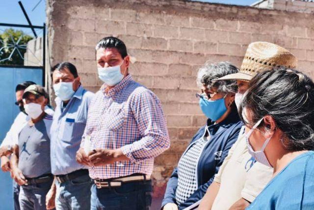 Murias Juárez entrega dos obras de relevancia en San Francisco Tenexyecac