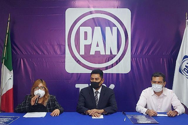 PAN pide al gobierno cambiar estrategias de combate a la inseguridad en Tlaxcala