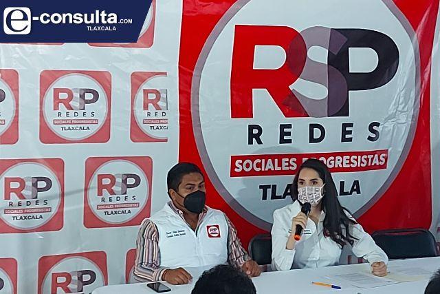 RSP presenta sus 15 candidatos a las diputaciones locales