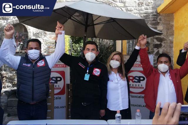 La militancia de RSP elegirá a sus candidatos de forma digital en Tlaxcala