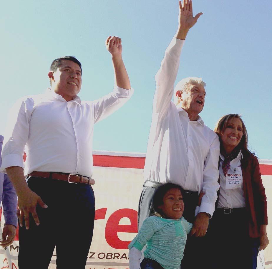 Rubén Terán, la carta más fuerte para el distrito 02