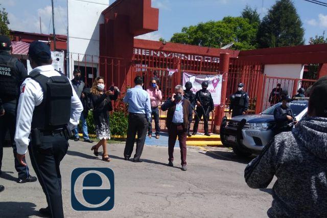 Pretende Eloy Berruecos, reventar conteo final de las elecciones en Chiautempan