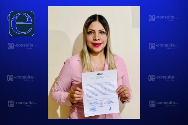 Mónica Sánchez es diputada electa del distrito IV