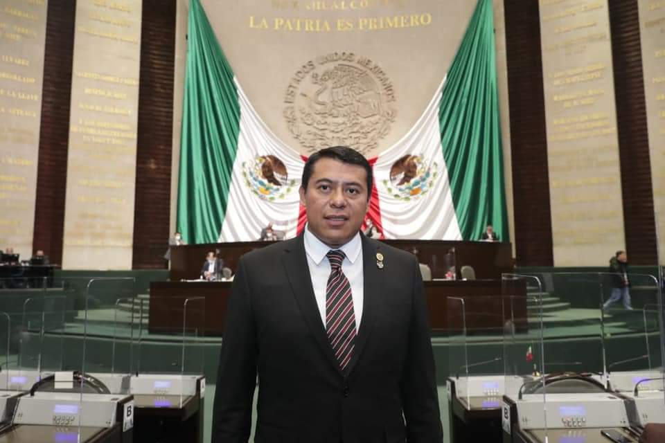 Legislamos a favor de las víctimas desplazadas en México: Terán