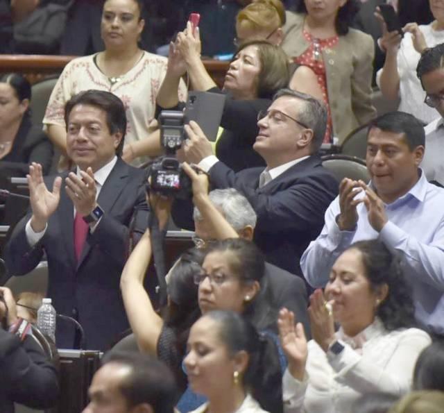 Rubén Terán cumple con los maestros de México, se eliminan evaluaciones punitivas