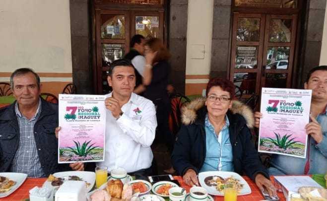 Tlaxco será sede del Séptimo Foro Del Maguey