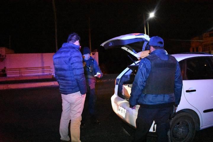 En Zacatelco refuerzan la seguridad para resguardar la integridad de las personas