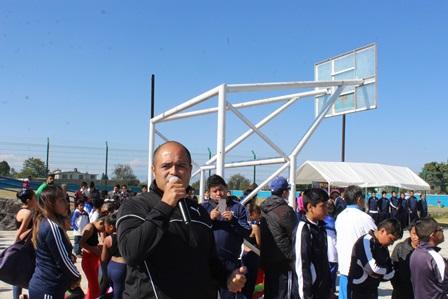 Realizan primeras Mini Olimpiadas en Santa Cruz Tlaxcala