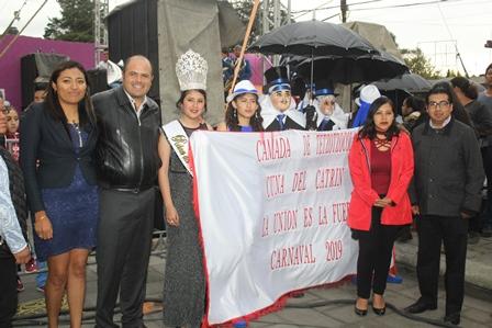 Un éxito remate de Carnaval de Santa Cruz Tlaxcala
