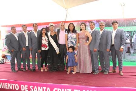 Feria de Santa Cruz Tlaxcala es un reflejo de nuestra historia: alcalde