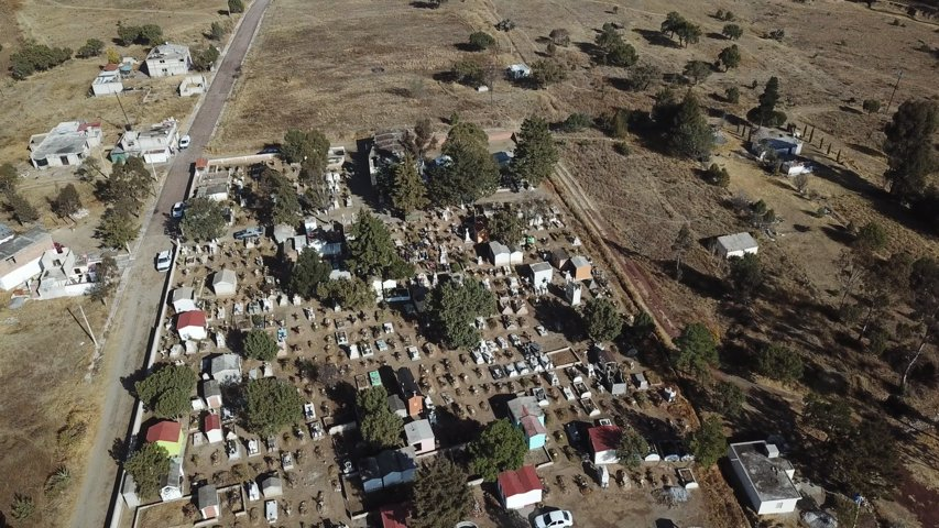 Alcalde prevé comprar predios para panteón y auditorio en San Andrés