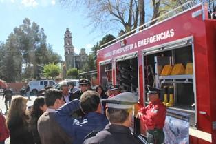 Clausuran Semana de Prevención del Delito en Santa Cruz Tlaxcala
