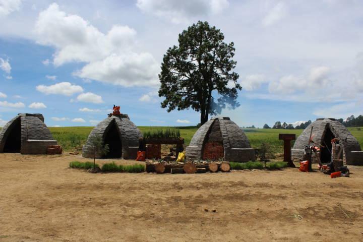 Apoya CONAFOR producción de carbón vegetal en Tlaxcala