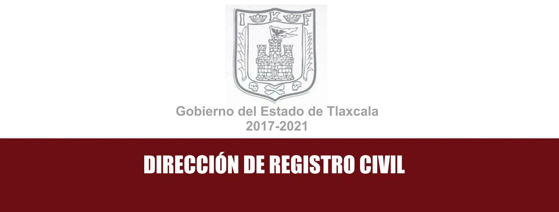 Garantiza Gobierno del Estado servicios del Registro Civil