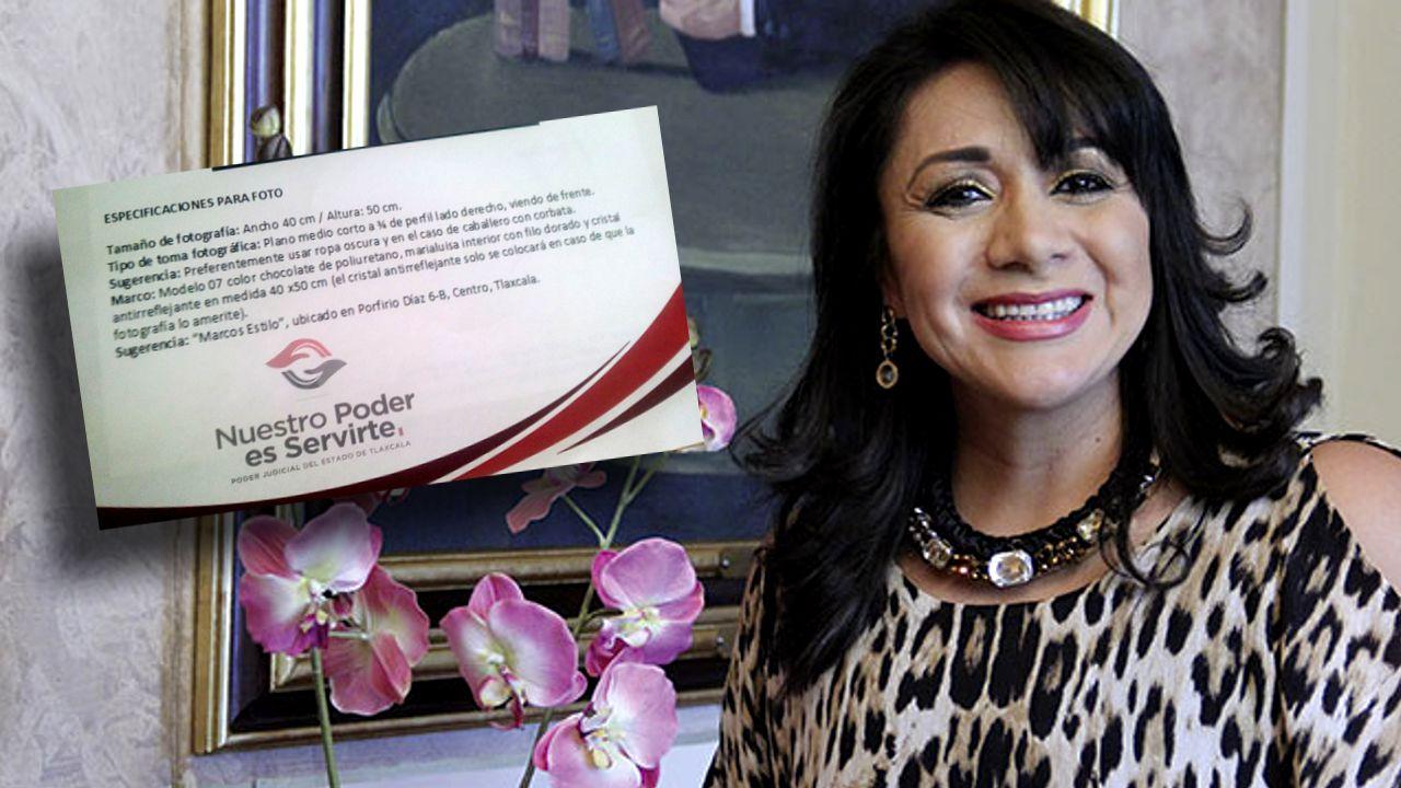 Elsa Cordero pretende hacer negocio con fotografías de expresidentes