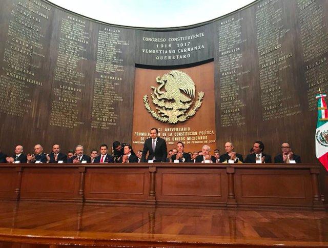Soberanía, principio fundamental de nuestra Constitución: MPG