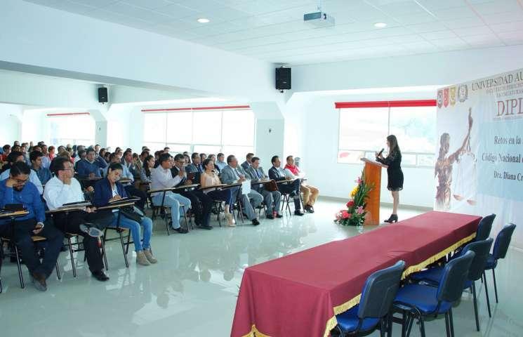 Inicia con éxito en la UAT Diplomado Especializado en el SPAA