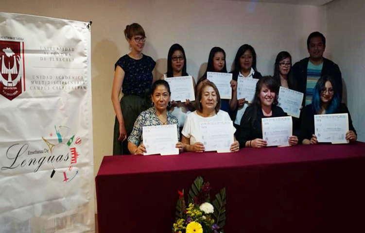 Efectuó la UAT encuentro regional sobre enseñanza de lenguas e interno de estudiantes