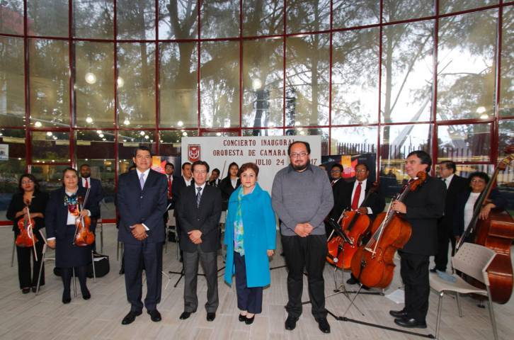 """Inicia el """"2do. Festival Sinfónico Universitario"""" de la UAT"""