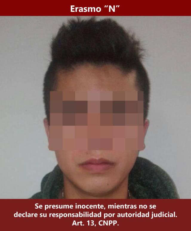 Capturan a homicida tras asesinar a una persona en 2014