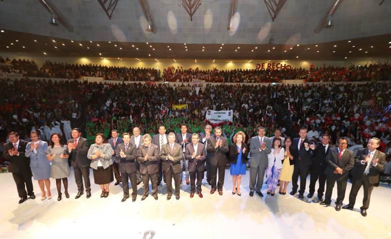Da UAT bienvenida a estudiantes de nuevo ingreso