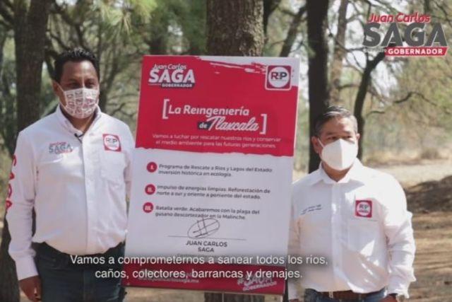 El SAGA ya había advertido de posibles inundaciones por el desbordamiento del río Zahuapan