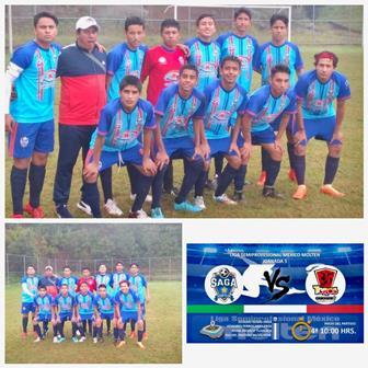 Equipos de Saga Star triunfan en jornada de la liga Molten