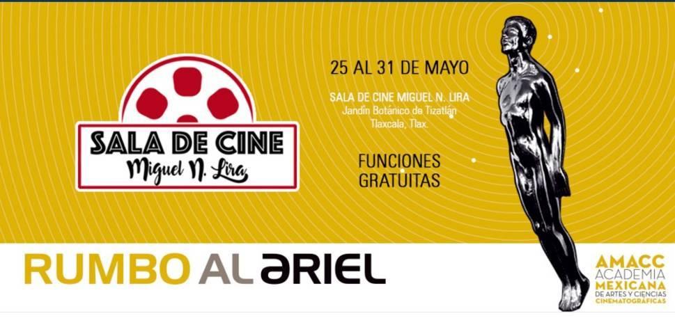 Invita Sala de Cine Miguel N. Lira al ciclo