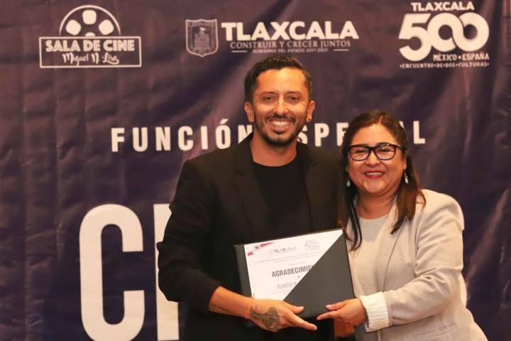 """Realiza sala de Cine Miguel N. Lira proyección especial de """"Chivas La Película"""""""