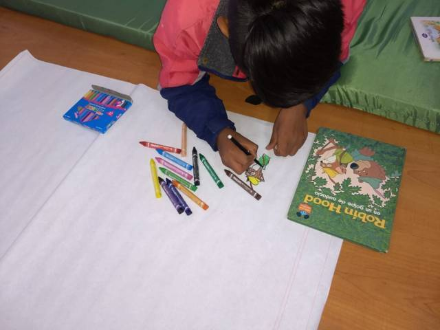 Instala SMDIF de Tlaxcala Sala de Lectura para niñas y niños