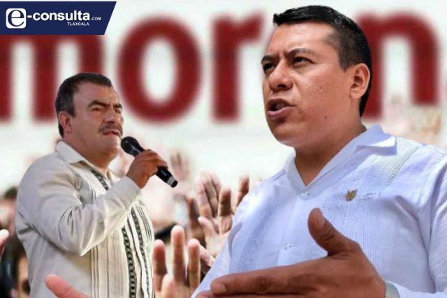 Morenistas piden salida de Terán y Contreras