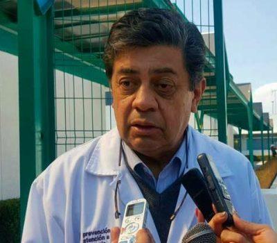 Miente secretario de Salud, asegura que ya no hay desabasto de medicamentos