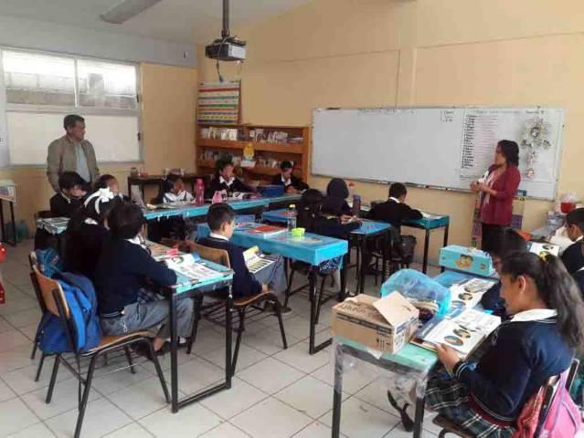 """Arranca programa educativo """"Salud Ambiental"""" en Tizatlán"""