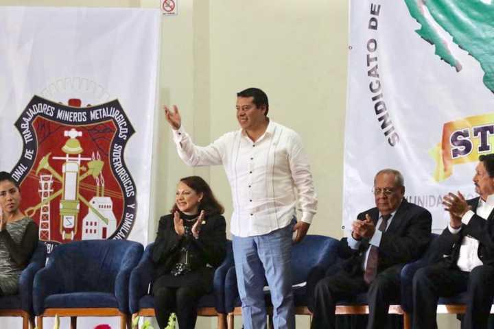 Rubén Terán respalda a los trabajadores del sector salud en Tlaxcala