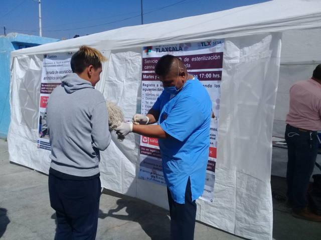 Anuncian Jornada Médica en Unidad Habitacional Tlapancalco