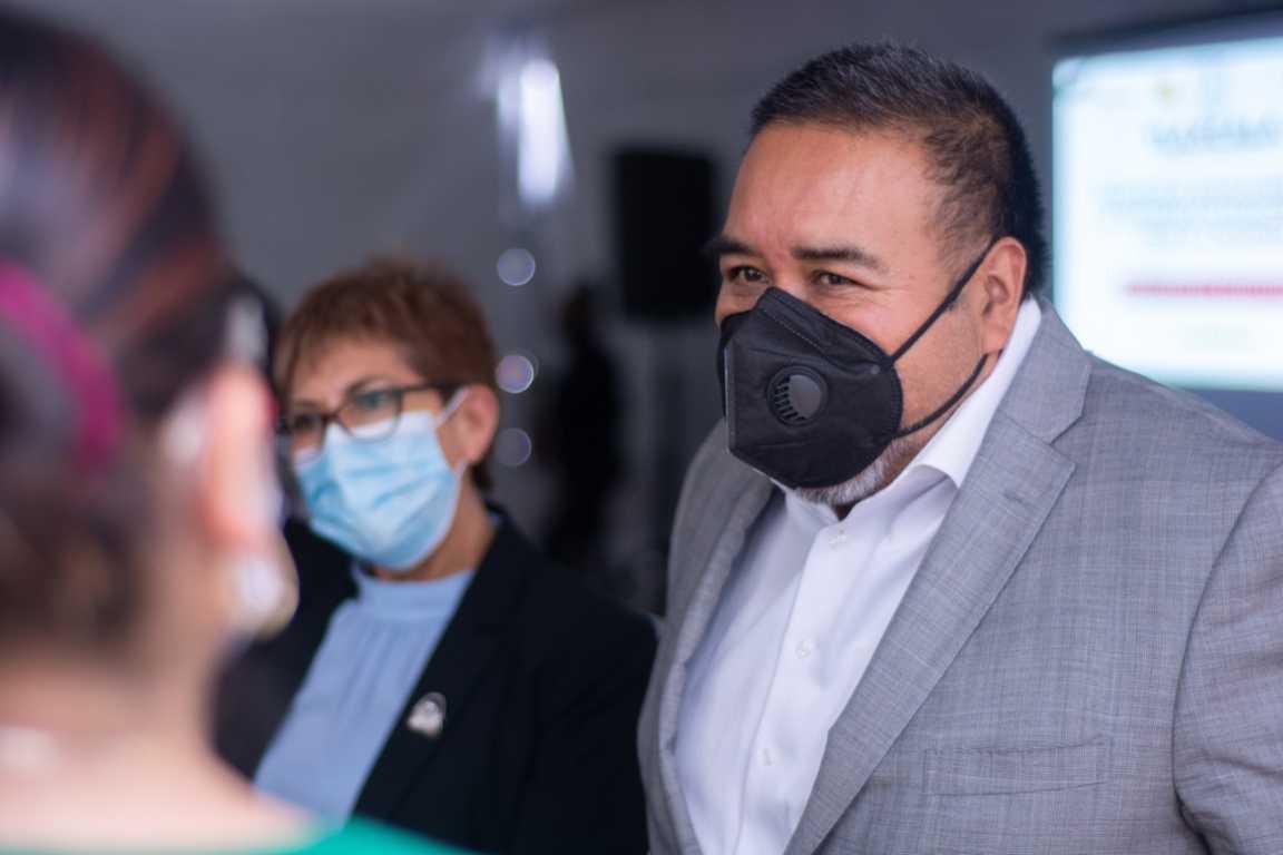 Cultura de salud es la base para combatir el COVID 19: Badillo Jaramillo