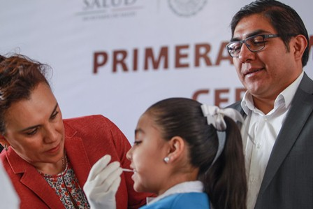 Arranca en Totolac la Primera Semana de Salud Bucal