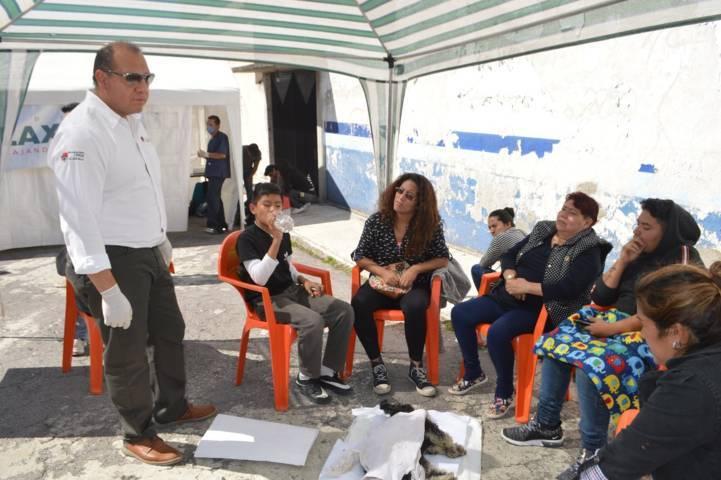 Llegará Jornada Médica a la comunidad de Acuitlapilco