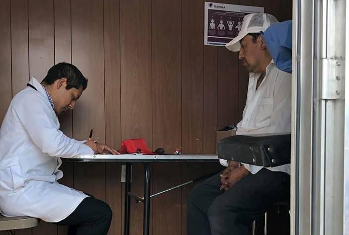 Benefician a más de 30 mil pacientes acciones de salud en la capital