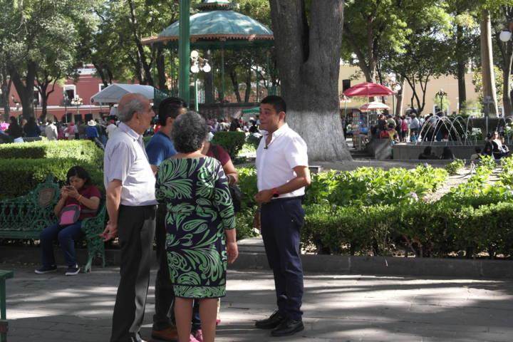 Propone Enrique Padilla salario a las amas de casa