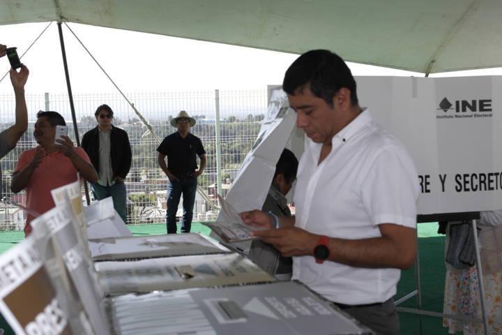 La ciudadanía ya eligió y  todo está listo para ganar dice  Enrique Padilla