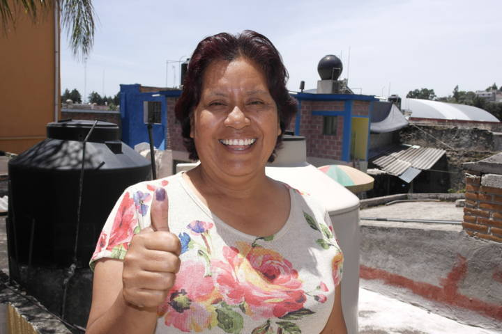 No cederemos a chantajes ni guerra sucia: Isabel Saavedra