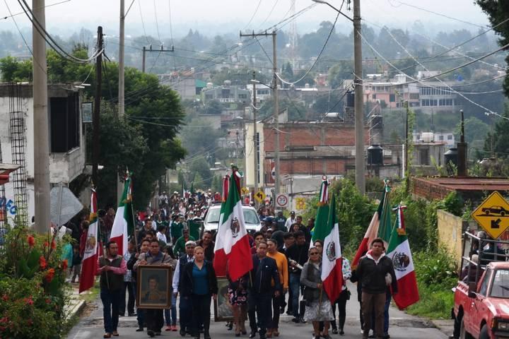 El Grito de Independencia en Metecatlan es una tradición que perdura: alcalde