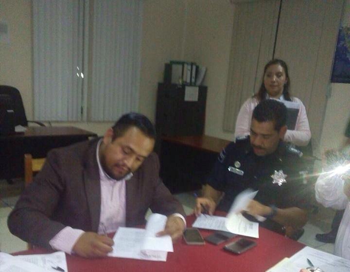 Instalan en Tetlanohcan Consejo Municipal de Seguridad Pública